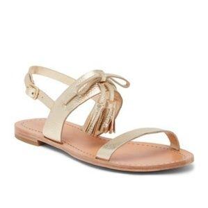 kate spade new york carlita tassel sandal